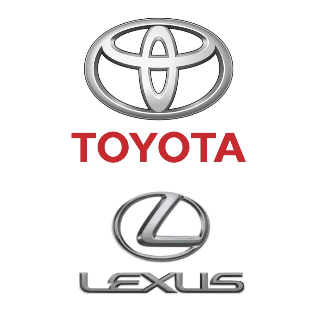 Оригинальные запчасти Toyota, Lexus